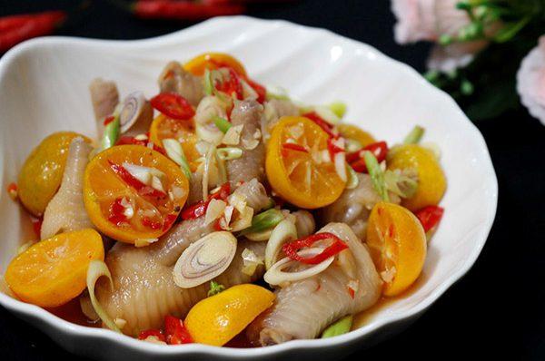 Các món ngâm cùng nước mắm Nam Ngư CHIN-SU cực dễ làm